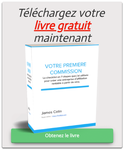 EBOOK AFFILIATION GRATUIT